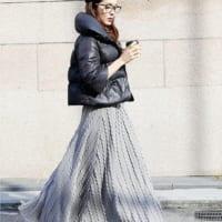 大人な着こなしもおまかせ♡冬の大人かわいい着こなしにはロングスカート!