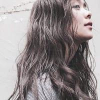 愛してやまないグレージュカラーヘア♪透明感のある女性像になる為に。