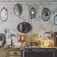 貴族の様なティータイムを♡アンティーク家具で作るカフェのようなお部屋☆