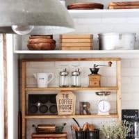 DIY棚アイデア&実例50選♪すのこ・2×4材の材料別にご紹介☆