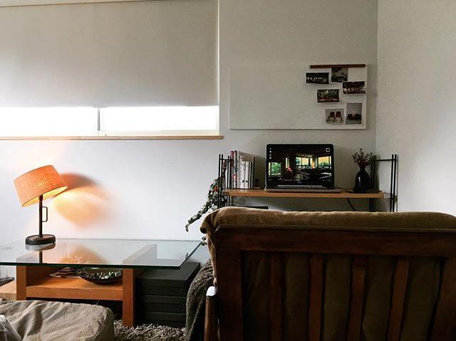 インテリアレイアウト③部屋で仕事ができる空間作り6
