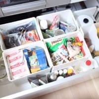 食品ストックの収納どうしてる?上手に収納してキッチンをスッキリさせよう!