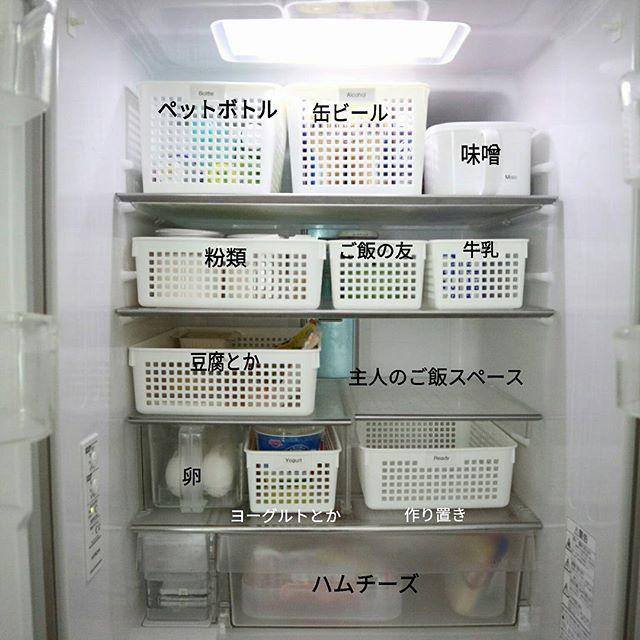 冷蔵庫収納アイデア集64