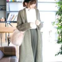 ファーアイテムで冬ファッションを楽しもう♡大人可愛いコーデのマストアイテム特集
