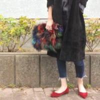 オトナの赤差しスタイルが最高にかわいい♡今すぐマネできるおしゃれコーデ