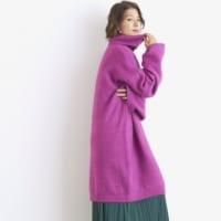 この冬はきれい色ニットを着よう!おしゃれに着こなすコーデ術15選☆