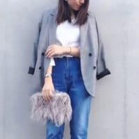 ファーバッグで華やかエッセンスをプラス♪大人女子のファーバッグを取り入れた冬コーデ15選♡