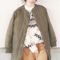 もうGETした?GUのノルディック柄セーター♡着回し15パターンを大公開!