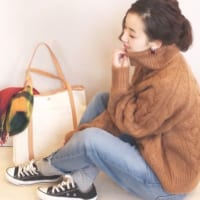 GUのニット&セーターコーデ特集★ファッションスタイル別に紹介!