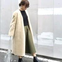 冬のロングスカートコーデ51選!ブランド・色別にご紹介します♡