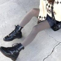 Dr.Martensでワンランク上のファッションを☆大人女子のカッコかわいいコーデ集