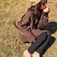 冬でも大人の抜け感ある着こなしを☆ユニクロのヒートテックレギンスで作る暖かコーデ