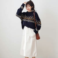 韓国ファッションを参考にしてみよう♪おしゃれな冬コーデ15選☆