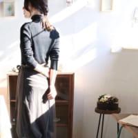 ユニクロのシンプルセーターでさりげなくスタイリッシュに☆スマート&ビューティフルな大人女子スタイル