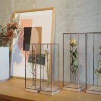 フラワーインテリアでお部屋が咲きほこる!花・リース・ドライフラワーの飾り方☆