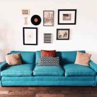 どんな色のソファを選ぶ?ソファでつくる素敵なインテリア18選☆
