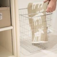 洗濯機まわりをおしゃれに♡おすすめのランドリーバッグ&バスケット8選