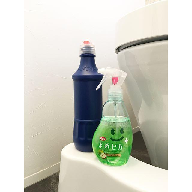 トイレ用中性洗剤