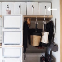 IKEAのSKUBBを使って収納上手に☆キッチンなど色々な場所で活躍!