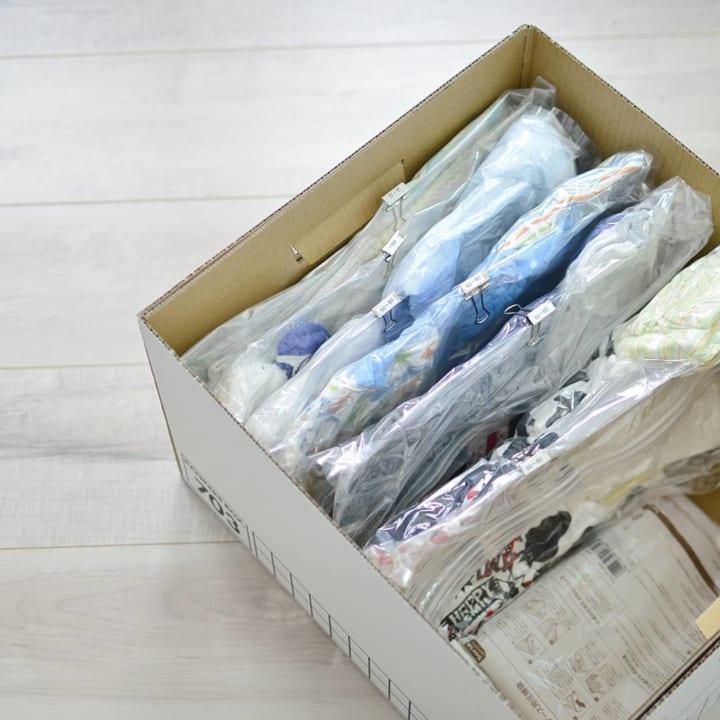 紙製収納ボックス