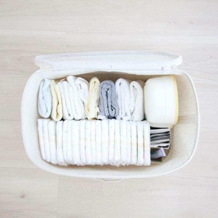 布製収納ボックス2