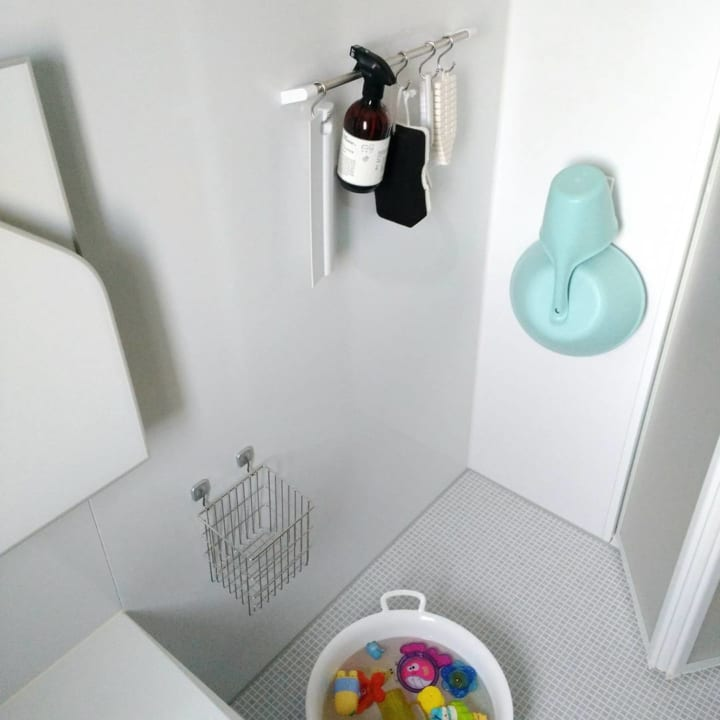 バスルーム収納2