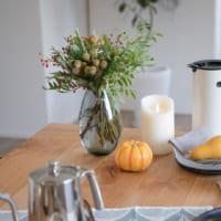 冬のテーブルにも小さな幸せを♡『花』と暮らすハッピーオーラ溢れる空間づくり