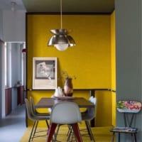 2018年注目のカラフルインテリア実例集!きれいな色のお部屋が気になる
