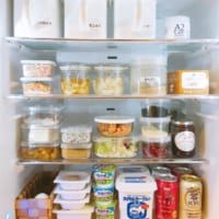 冷蔵庫の収納術☆使い勝手を良くするアイディアをご紹介!