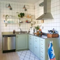 海外のキッチンインテリアを参考に☆キッチンはここまで楽しんで良い!