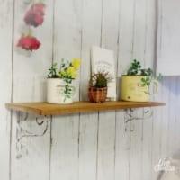 100均の飾り棚DIYアイデア8選!お部屋のテイストにあったものを作ろう