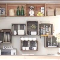 木箱が変身!DIYで味わいのあるインテリアや収納棚にイメチェン!