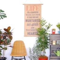 タペストリーは部屋の雰囲気を変えられる優秀アイテム!有効な使い方14例