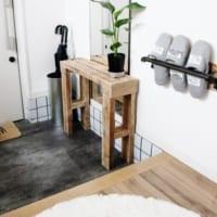 狭いのが悩みの玄関をおしゃれに便利に使いたい♡収納&ディスプレイアイディア集
