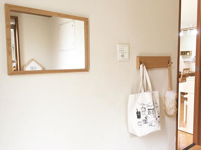 壁に付けられる家具3