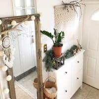 魅力的で個性的な玄関インテリア!ディスプレイを工夫して素敵な玄関を演出しよう