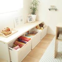 魅力的なカラーボックス活用法&リメイク法☆お金をかけず簡単にできる!