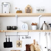 壁面収納DIY実例特集!簡単なものからDIY上級者向けのものまでご紹介☆