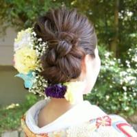 和装にぴったりの髪型を一挙公開!和装の際のポイントやセルフアレンジもご紹介