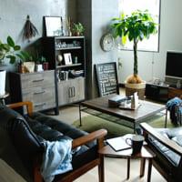 コンクリートを取り入れたお部屋実例21選☆おしゃれでクールな空間をご紹介!