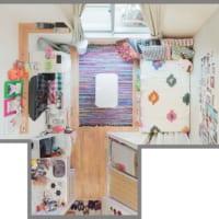 狭いお部屋を有効に自分らしく♡一人暮らし&ワンルームインテリア集