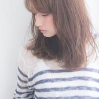 憧れの透明感女子♪ハイ透明感カラーを簡単に作れるカラー剤「アプリエ」☆