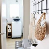 ごちゃごちゃしやすい洋服や鞄収納に!ハンガーラック&フックのある生活15選