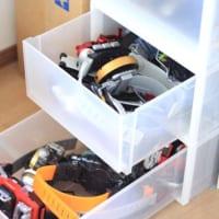おもちゃ収納はすっきりシンプルに!子どもが自分で片づけやすいアイデア収納