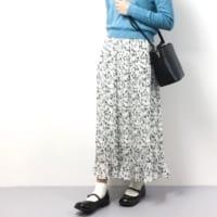 プリーツスカートはマストハブ!大人の女性のおしゃれな着こなし実例15選