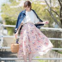 春のGUミックスコーデ15選♡真似してプチプラおしゃれな春を楽しもう!