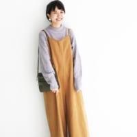 この一着でキマる♡忙しい大人女子のための楽チンコーデ15選!