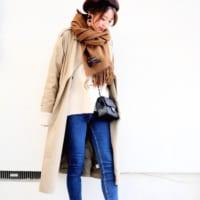 トレンチコートコーデ51選!大人の女性にぴったりな装いを色別・ブランド別にご紹介♡
