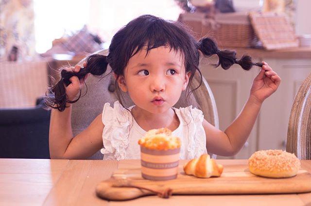 子供の髪も一緒に!簡単ヘアアレンジ