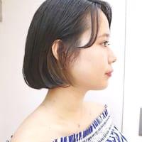 切りっぱなしボブ特集☆おしゃれ大人女子が実践しているワンランク上のヘアスタイル☆